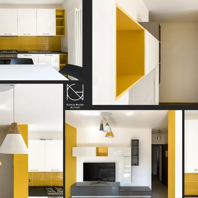 Ristrutturazione di un appartamento a Piediripa di Macerata
