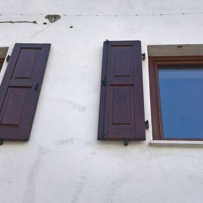 Serramenti pvc triplo vetro