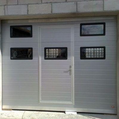 """serranda garage """"operainfissi"""""""