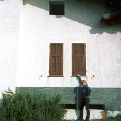 Serravalle scrivia ristrutturazione di villetta bifamigliare - Rilievo