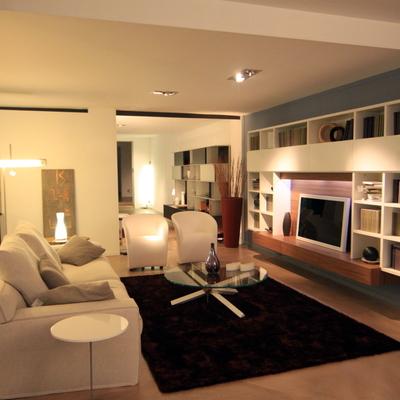 Showroom Format Progetti Abitativi zona giorno