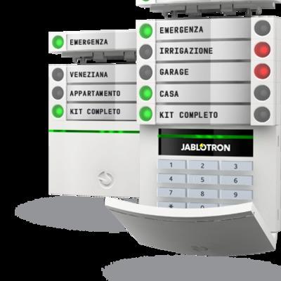 Sisteme di allarme Jablotron 100