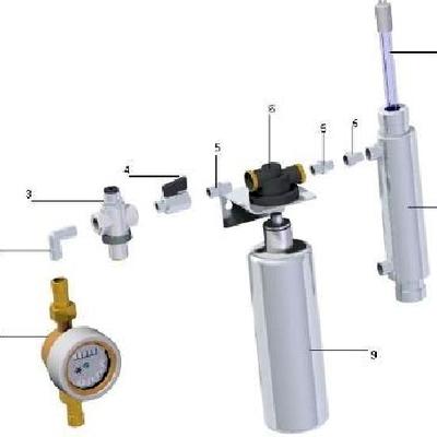 Sistemi di filtrazione acqua