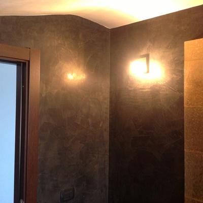 Soffitto a stucco veneziano