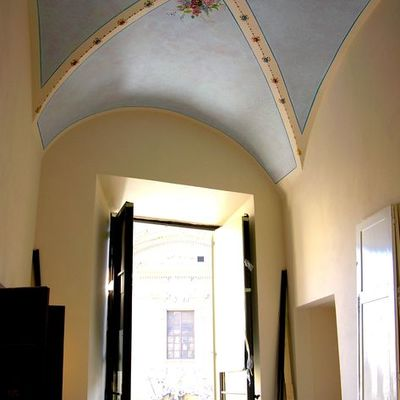 soffitto decorato
