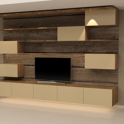 Progetto soggiorno TV