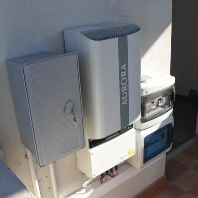 Solare fotovoltaico 4,5kWp - Cagliari