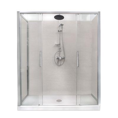 trasformazione vasca in doccia ideal plus remail