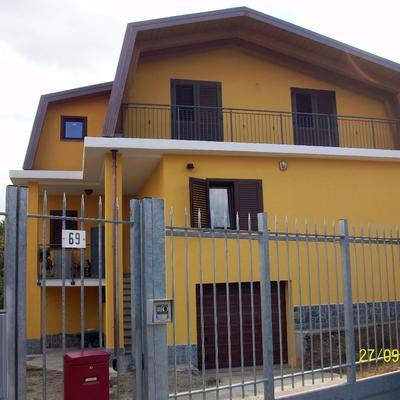 Sopraelevazione villa Alpignano