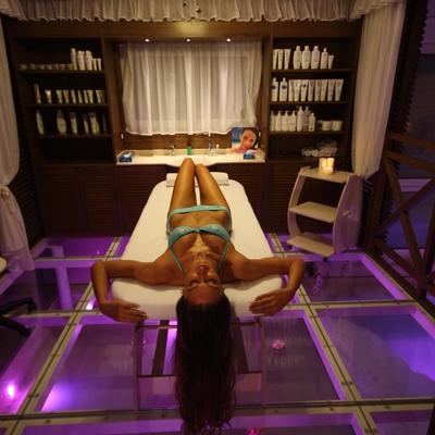 Stanza massaggi
