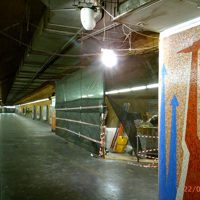 Stazione Metro Spagna - Roma