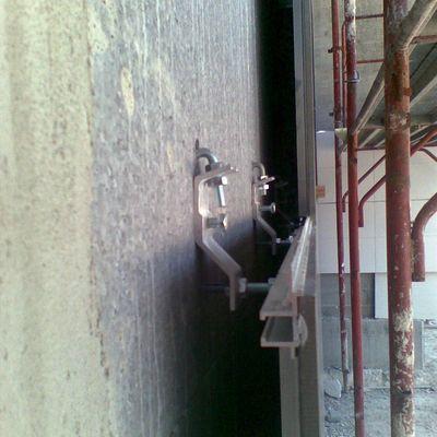 struttura facciata - bari