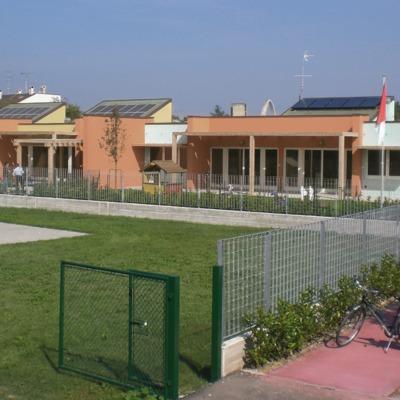 struttura pubblica scuola per l'infanzia