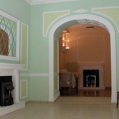 stucchi e decorazione