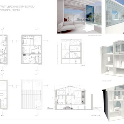 progetto casa F