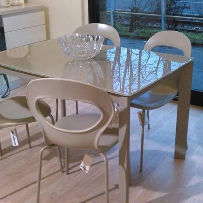 Tavolo e sedie BONTEMPI