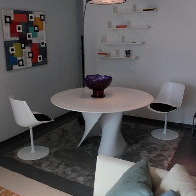 tavolo e sedie MDF