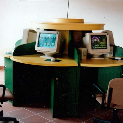 Tavolo multimediale
