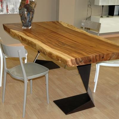tavolo legno massello Elite-Kriterio