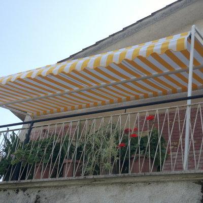 Tenda a giardino