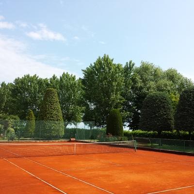 Tennis in Terra Rossa
