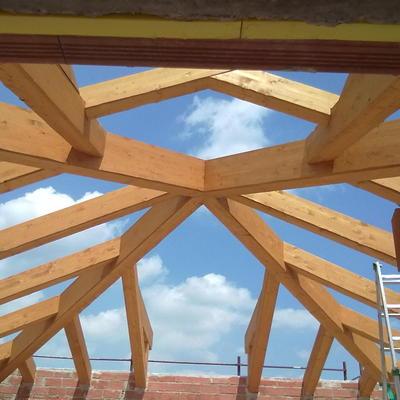 Copertura tetto in legno prezzi