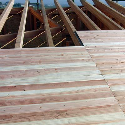 tetto tavolato