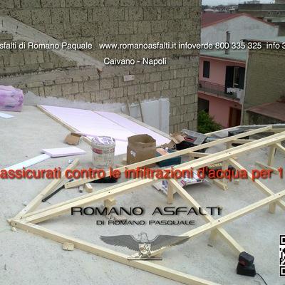tetto ventilato con tegole in cotto