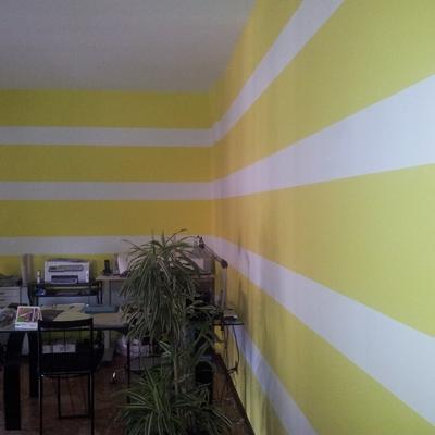 Tinteggiatura locale ufficio