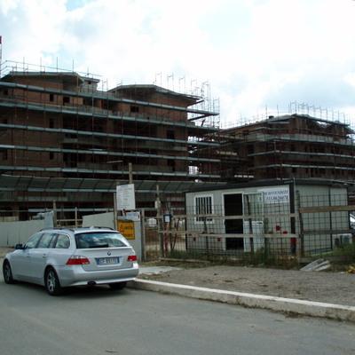 realizzazione di 60 appartamenti Roma