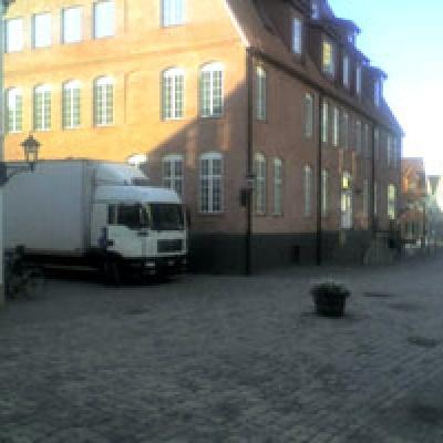 Trasloco in un paesino in Danimarca