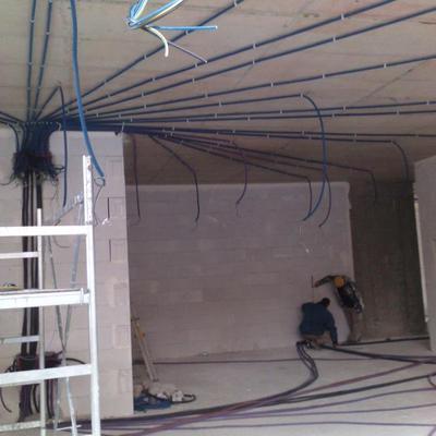 tubazione per impianto elettrico
