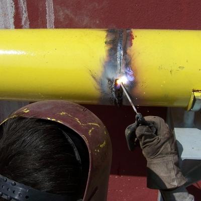 tubazioni Gas metano