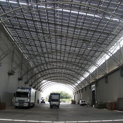 Tunnel metallico