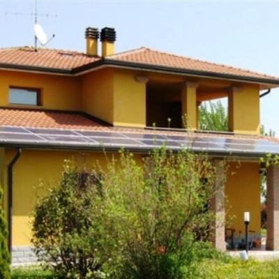 Impianto fotovoltaico residenziale Ubisol