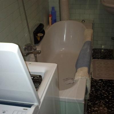 Vasca da sostituire con doccia