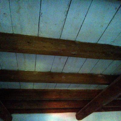 verniciatura su legno vecchio