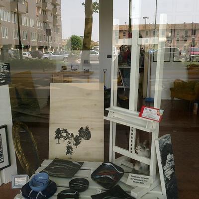 Arte contemporanea casa della renna mestre - Arte della casa ...