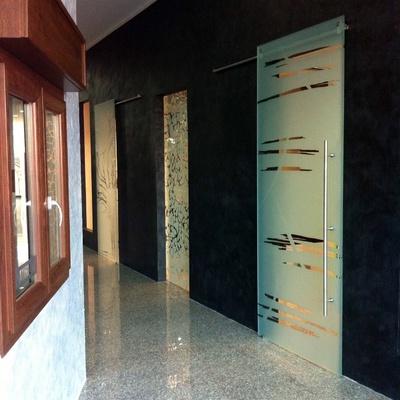 Vf2 Serramenti Porte in vetro Casali