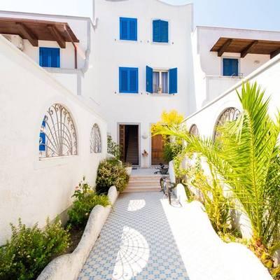 Villa splendida in stile greco