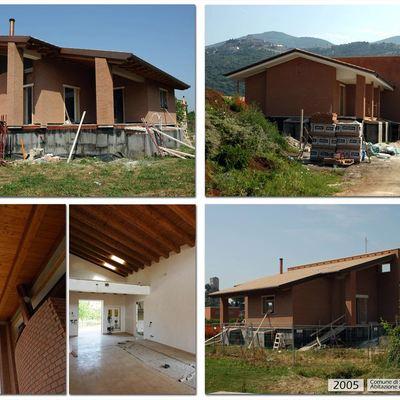 Villa in Monticchio, Sermoneta Latina (LT).