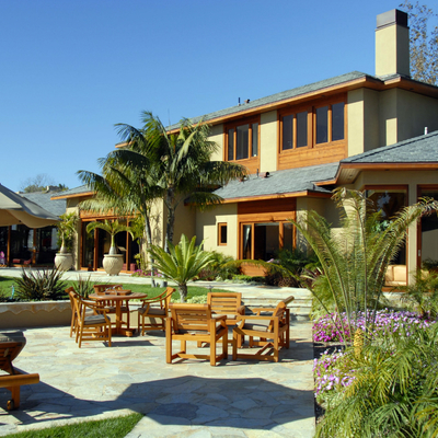 Villa negli states