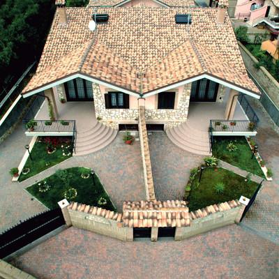 Villa trifamiliare Ostia Antica