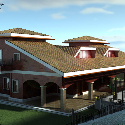 Ville Bifamiliari a Monterotondo