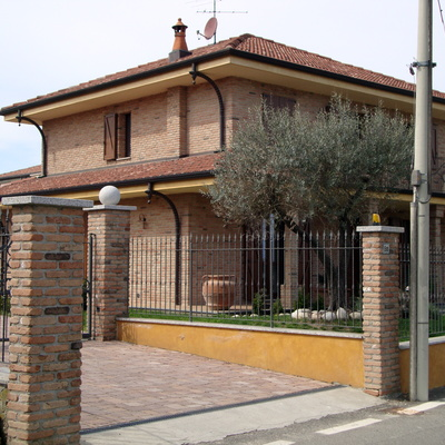 Villetta unifamiliare a Nibbiola (NO)