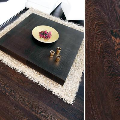 Wengè spazzolato verniciato effetto cera