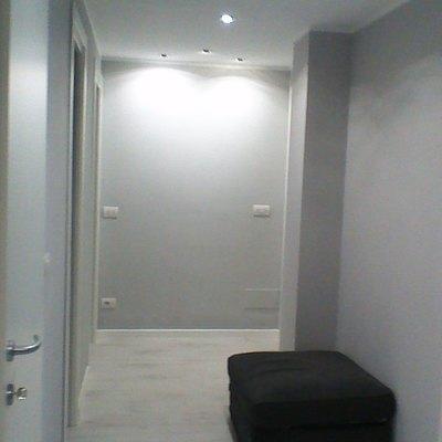 abbassamento corridoio zona camere