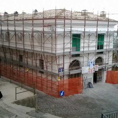palazzo settecentesco