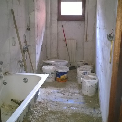 rifacimento del bagno
