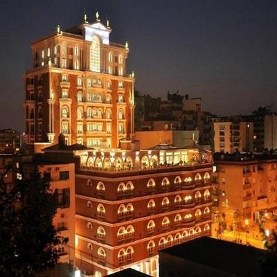 Albergo a Tirana Albania